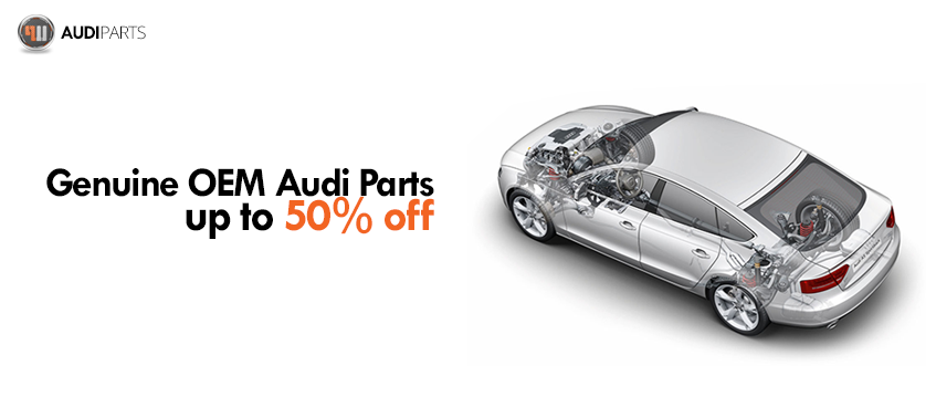 audi parts website slider