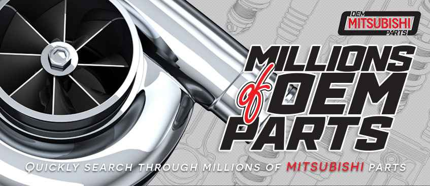 Mitsubishi Parts | OEM Mitsubishi Parts | Genuine Mitsubishi Parts