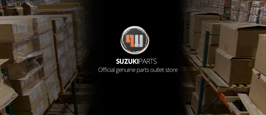 suzuki parts website slider