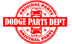dodge parts dept logo