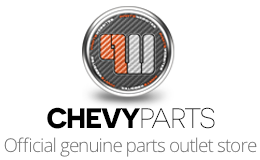 chevrolet parts website logo
