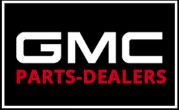 GMC PARTS DEALER LOGO