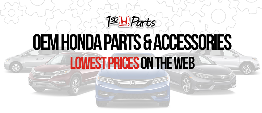 1st honda parts slider home page