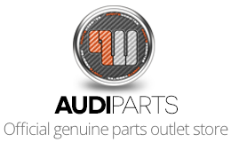 audi parts website logo