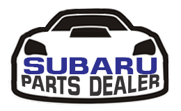 subaru parts dealer logo