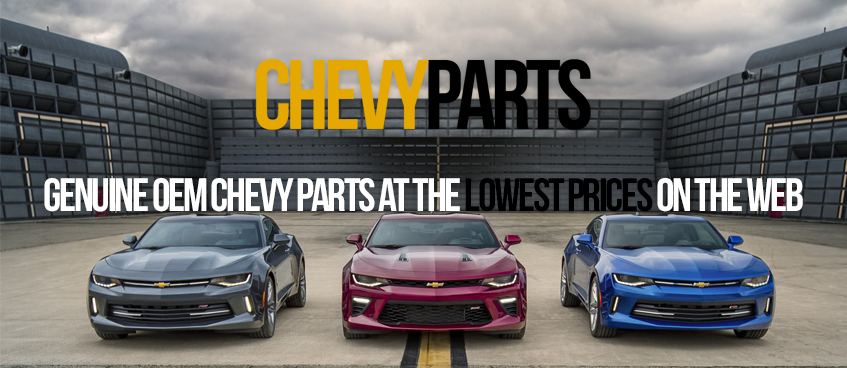 Chevy Parts Slider